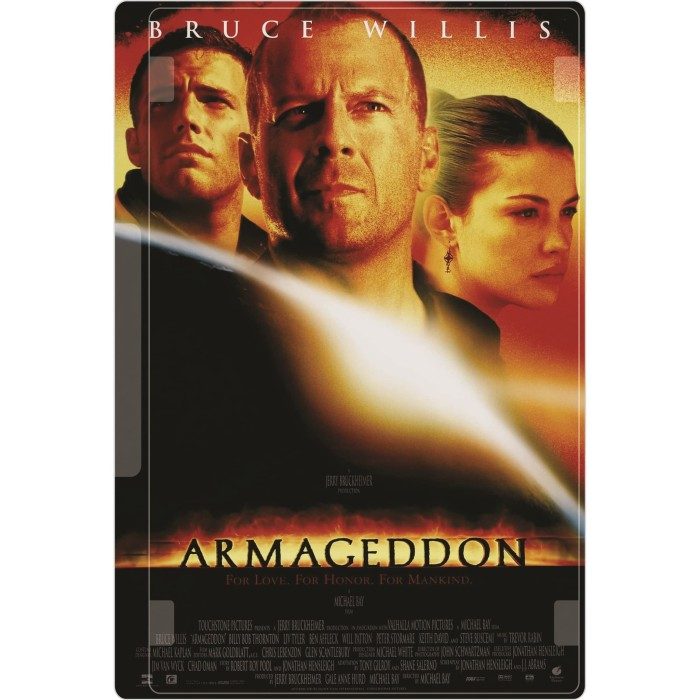 Jual Armageddon 1998 Kab Sleman Universal Entertainment Tokopedia