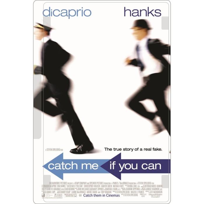 Jual Catch Me If You Can 2002 Kab Sleman Universal Entertainment Tokopedia