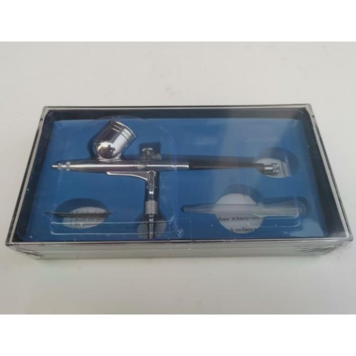 Foto Produk Air Brush Kit Pen Brush Spray Gun Lukis H&L AIRBRUSH dari JABAR TEKNIK