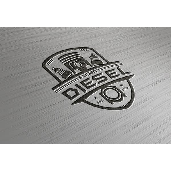 Jual Jasa Desain Logo Tehnik Otomotif Pusat Diesel Paket Professional Kab Pamekasan Jaya Grosir Tokopedia