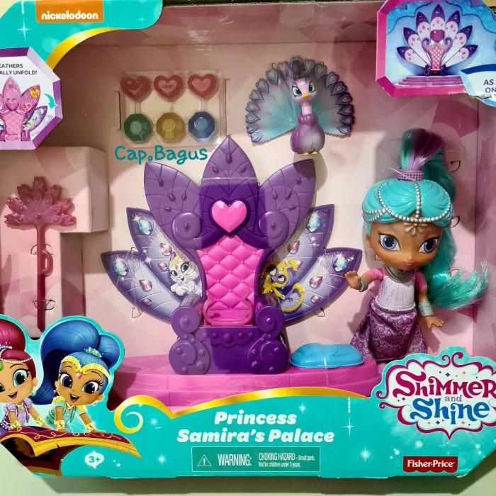 Jual Shimmer And Shine Mirror Room Princess Samira Palace Teenie Genie Leah Kota Cirebon Capbagus Tokopedia