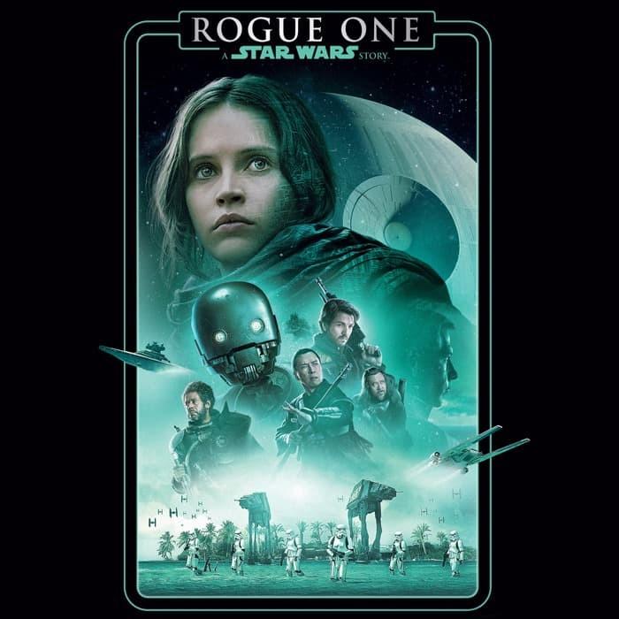 Jual Dvd Film Rogue One A Star Wars Story 2016 Jakarta Timur Cintafilm Tokopedia
