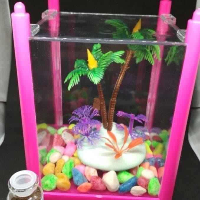 Jual Paket Aquarium Ikan Cupang Aquarium Mini Hiasan Rumah Junapangestu349 Kota Bekasi Junapangestustoree Tokopedia