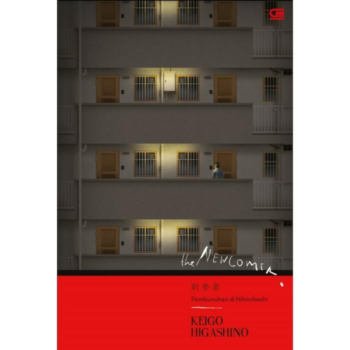Foto Produk Pembunuhan di Nihonbashi ( The Newcomer ) Keigo Higashino dari Showroom Books