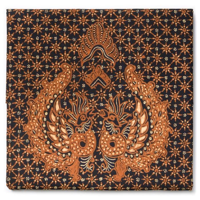 Foto Produk Kain Batik Tulis Sogan Klasik Motif Babon Angrem Latar Truntum dari Kainusa