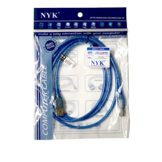 Foto Produk Kabel USB Printer NYK 1.5M dari PojokITcom Pusat IT Comp