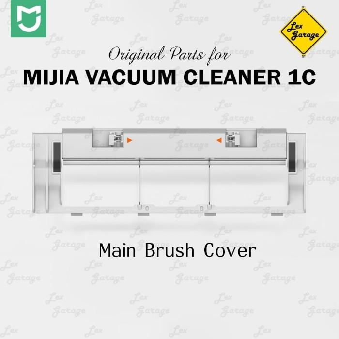 Foto Produk Main Brush Cover Robot Vacuum Cleaner Xiaomi Mijia 1C Spare Part dari Lex Garage