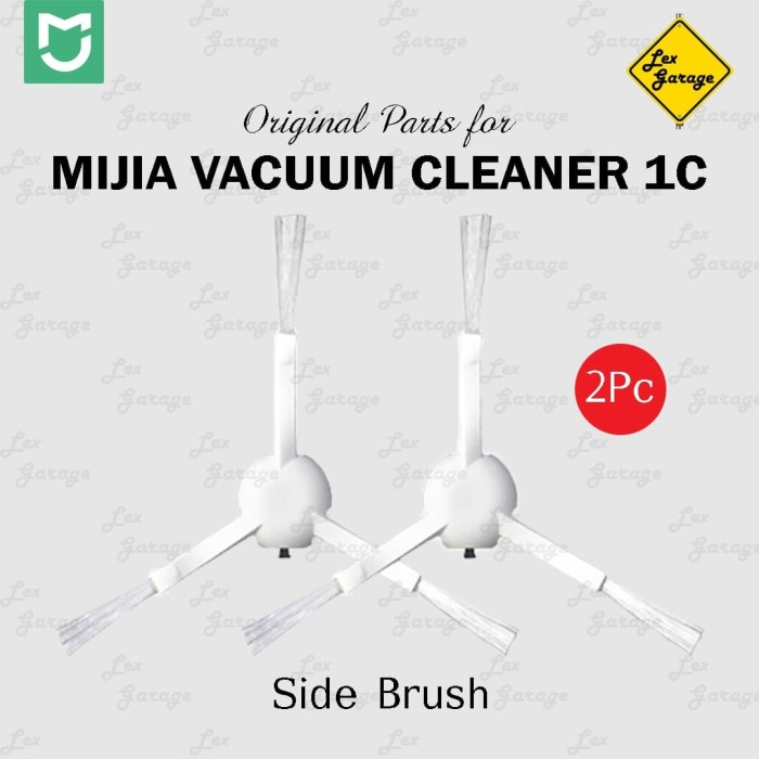 Foto Produk Side Brush Robot Vacuum Cleaner Xiaomi Mijia 1C Spare Part dari Lex Garage