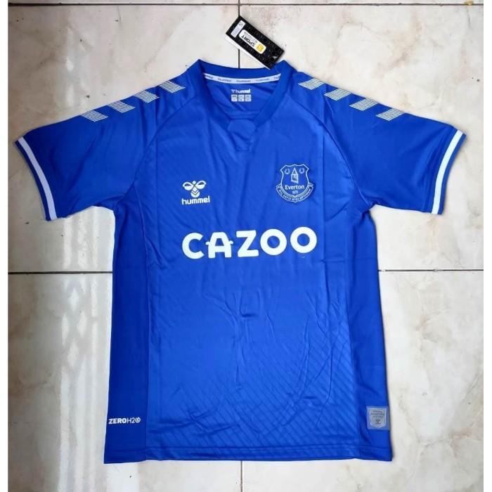 Jual Hq Jersey Bola Everton Home 2020 2021 Go High Quality Import Jakarta Pusat Fu Shi Import Tokopedia