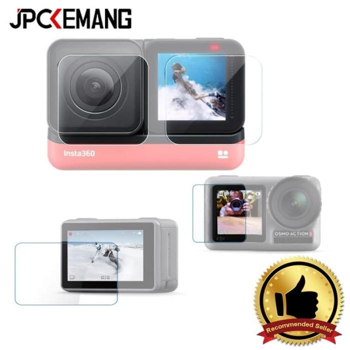 Foto Produk Screen Protector Anti Gores for Kamera Custom 2 LCD / Flat Lens dari JPCKemang