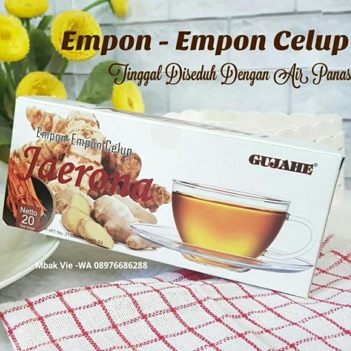 Foto Produk EMPON EMPON - JAMU EMPON EMPON - JAERONA - GUJAHE dari vijayaa