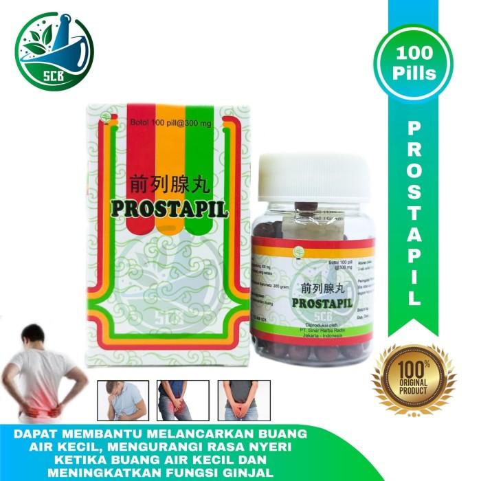Foto Produk Prostapil - Obat Prostat,infeksi saluran kemih & Menyehatkan ginjal dari Toko Obat SCB