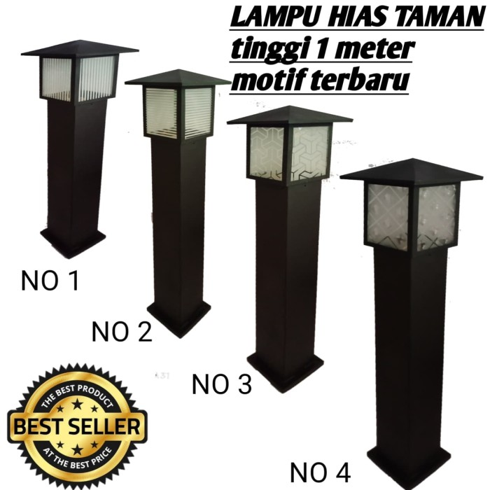 Jual Lampu Hias Taman Minimalis Langsung Dari Produsinya Kota Bogor Produksi Lampu Hias Tokopedia