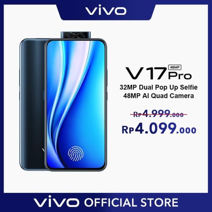 Foto Produk VIVO V17 PRO SATIN BLACK dari Vivo Indonesia
