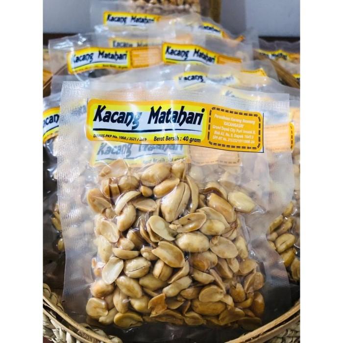 Foto Produk Kacang Bawang Premium 40g KACANG MATAHARI dari KacangAsri