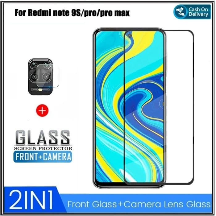 Jual Hot Promo Tempered Glass Xiaomi Redmi Note 9 Pro Max 2020 Anti Gores Jakarta Pusat Blue Express Tokopedia