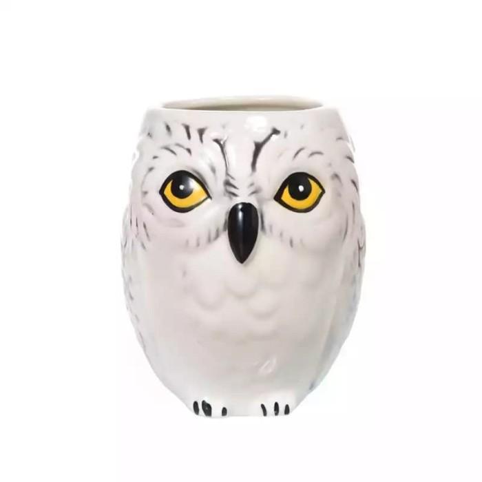 Jual Gelas Mug Harry Potter Hedwig Owl Burung Hantu Putih Salju Keramik Kota Bekasi Minami Tokopedia