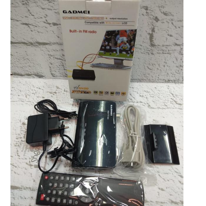 Foto Produk GADMEI TV TUNER CRT DAN LCD 5830 pengganti 5821 - 5830-vga dari serunicomp