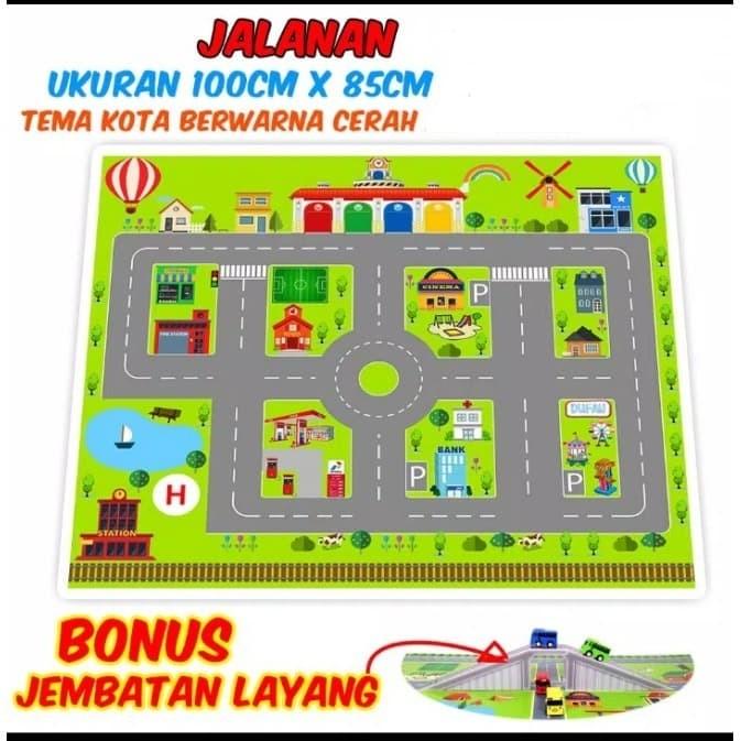 Jual Mainan Bus Tayo Kab Bekasi Toko Mainan Asemka Tokopedia