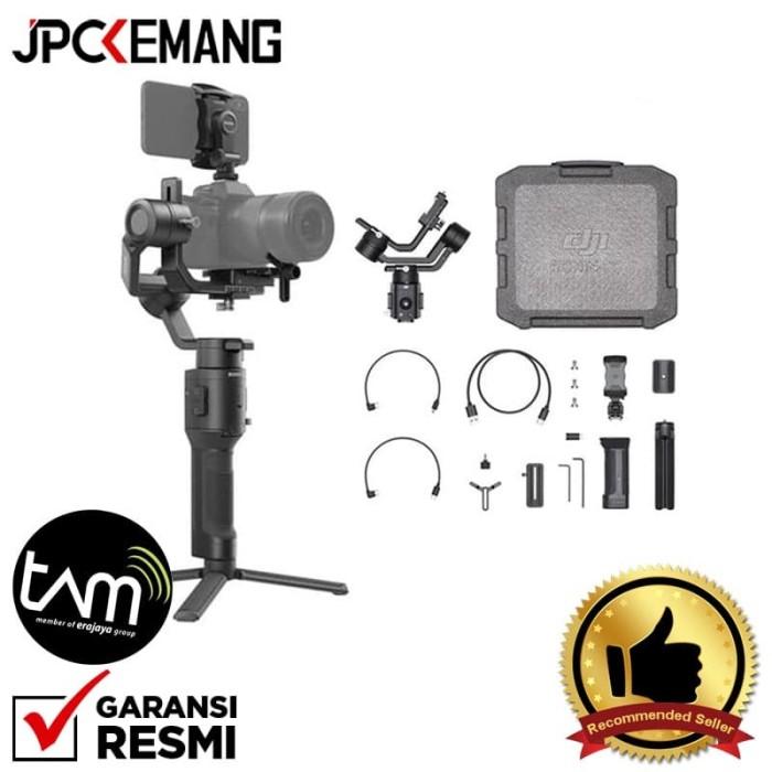 Foto Produk DJI Ronin SC Basic Gimbal Stabilizer GARANSI RESMI dari JPCKemang