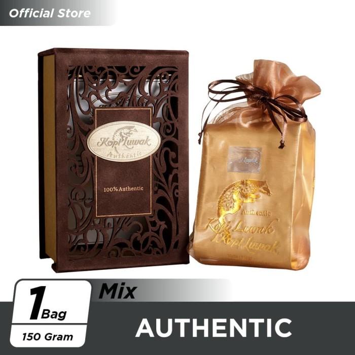 Foto Produk Kopi Luwak Authentic Arabica 150 Gr dari Kopi Luwak Official