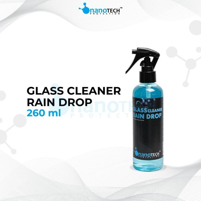 Foto Produk Glass Cleaner Rain Drop pelapis kaca anti air dari Nanotech Protection