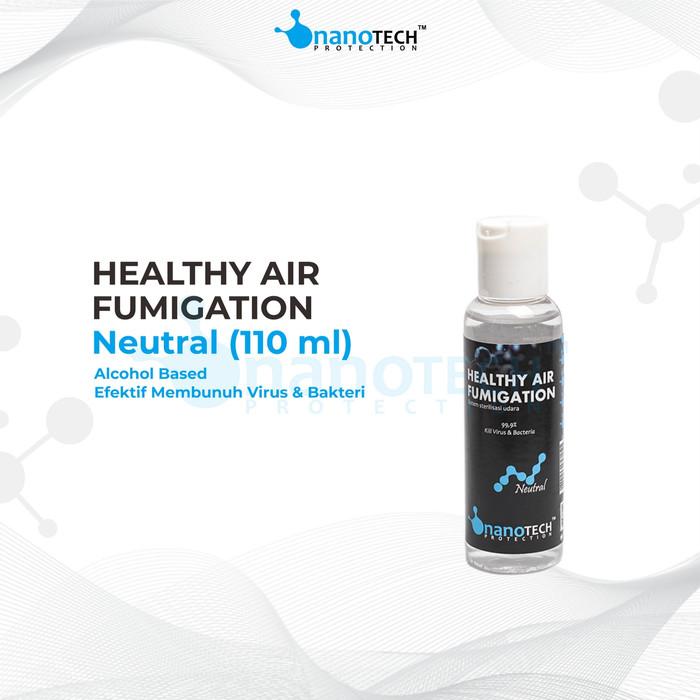 Foto Produk CAIRAN FOGGING - LIQUID FOGGING - DISINFECTAN - HEALTHY AIR FUMIGATION - Netral dari Nanotech Protection