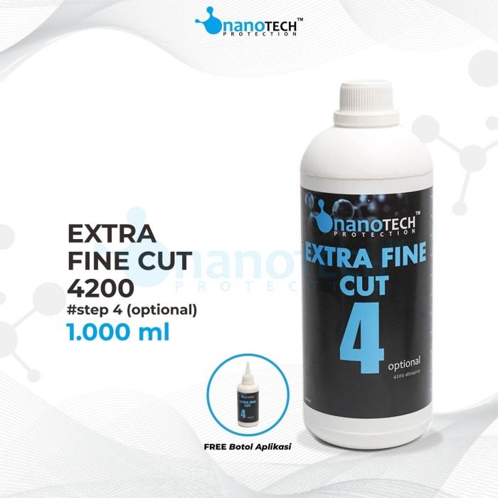 Foto Produk EXTRA FINE CUT 4200 (Step 4/Optional) Nanotech Protection not menzerna dari Nanotech Protection
