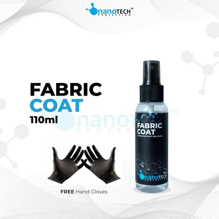 Foto Produk FABRIC COAT NANOTECH | FABRIC COATING | COATING KAIN | NANO CERAMIC dari Nanotech Protection