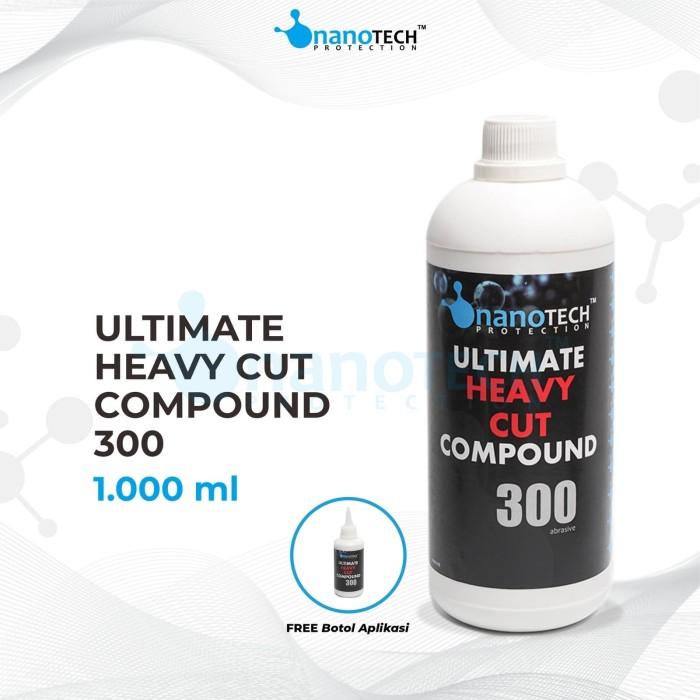 Foto Produk ULTIMATE HEAVY CUT COMPOUND 300 Nanotech Protection not menzerna dari Nanotech Protection