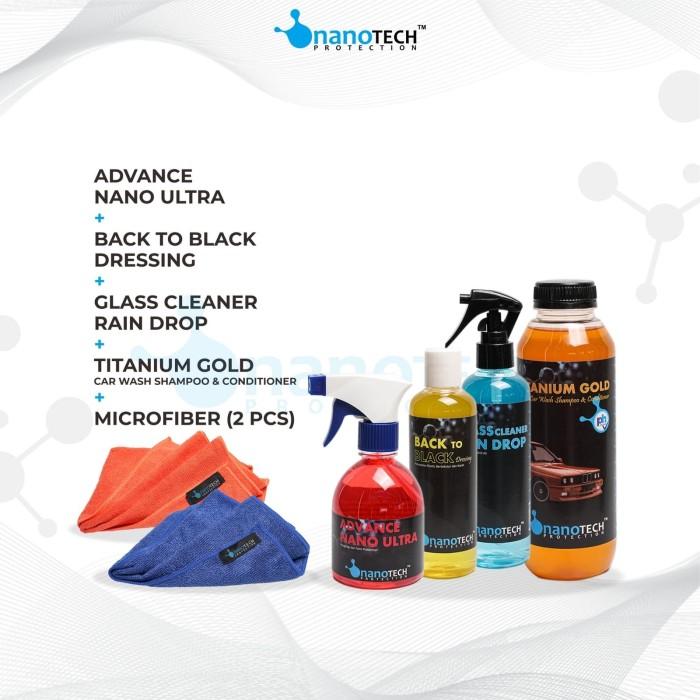 Foto Produk PAKET PENGKILAP MOBIL, PERAWATAN KACA, BACK TO BLACK, DAN CUCI MOBIL dari Nanotech Protection