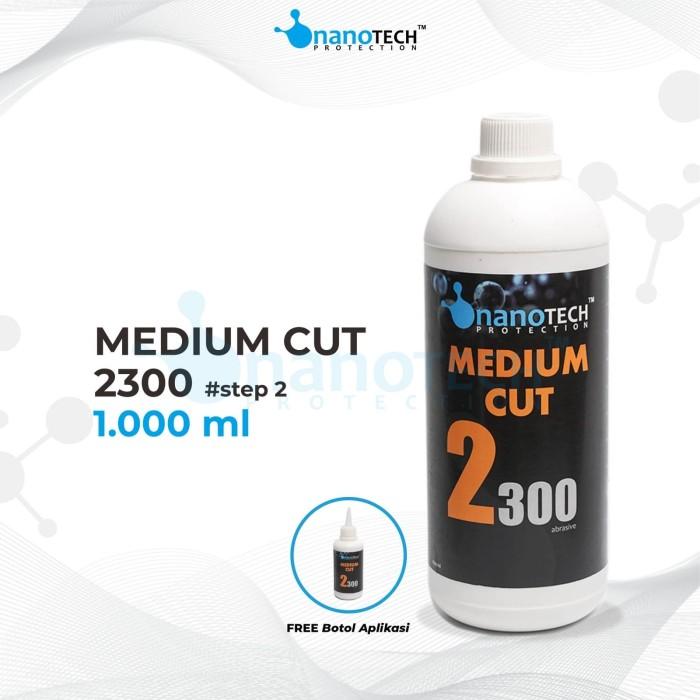 Foto Produk MEDIUM CUT 2300 (Step 2) polish poles Nanotech Protection not menzerna dari Nanotech Protection