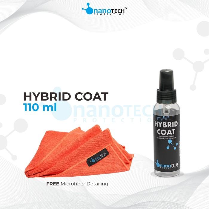 Foto Produk Hybrid Coat Nano Ceramic Coating Nanotech Protection Exxo Coat wax dari Nanotech Protection