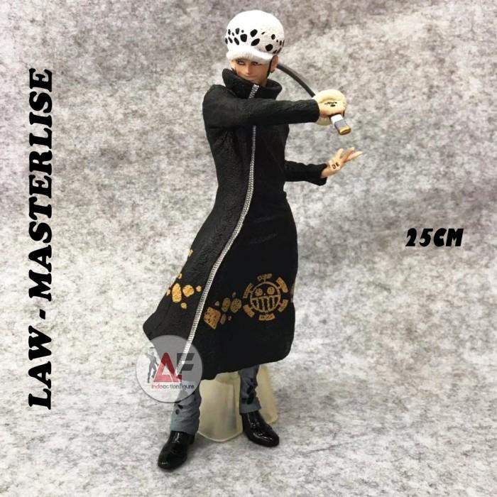 Foto Produk Action figure One Piece Trafalgar Law masterlise edition bootleg 25cm dari IndoActionFigure