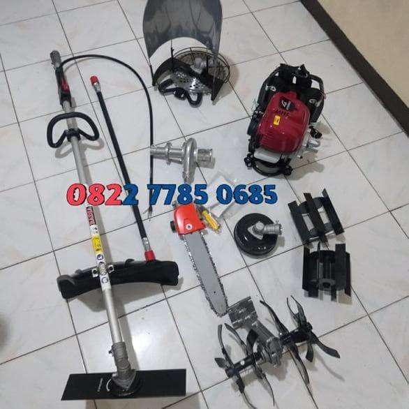 Jual Mesin Potong Rumput Multifungsi 4 Tak 7 In 1 Engine Gx 35 Kab Bogor Guildstore Tokopedia