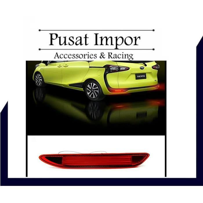 Jual Led Bumper Toyota Sienta Mata Kucing Sienta Jakarta Barat Pusat Impor Tokopedia