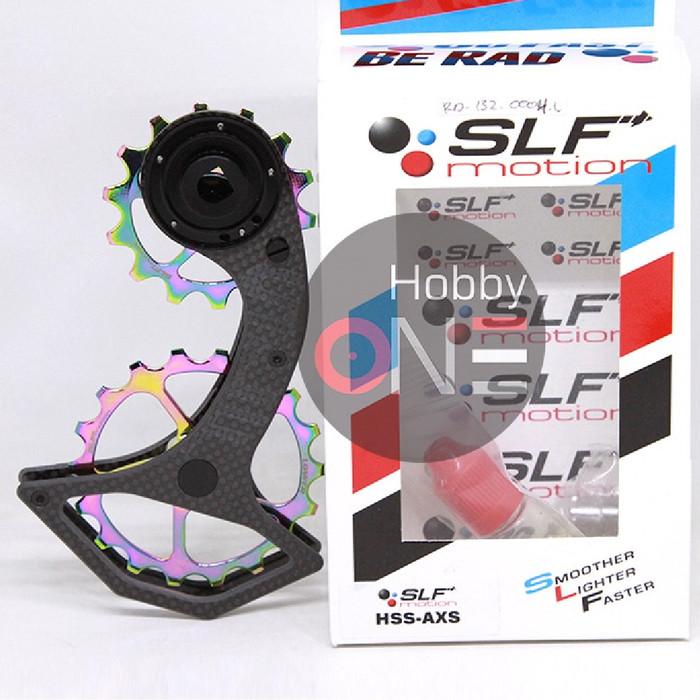 Foto Produk SLF MOTION HYPER PULLEY WHEEL OSPW for SRAM AXS ETAP 12s OIL SLICK dari HobbyOne