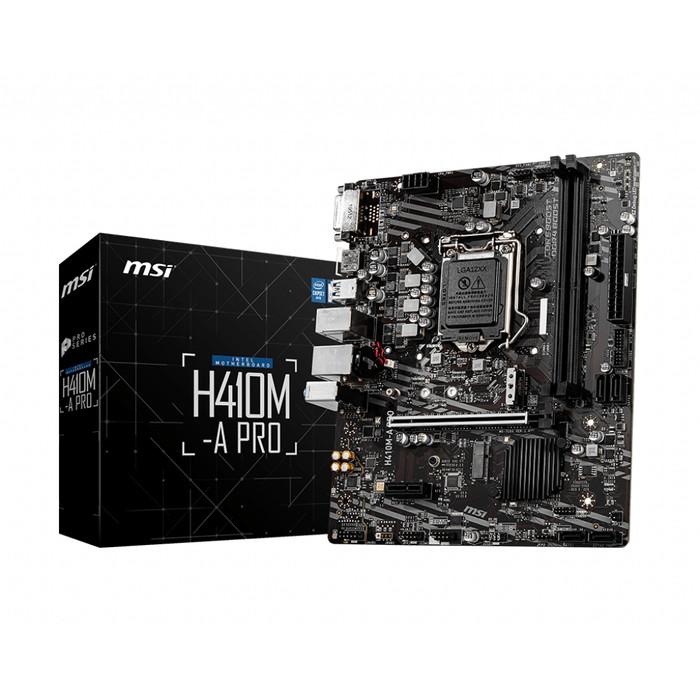 Foto Produk MSI H410M-A PRO H410M dari silicon ONE Computer