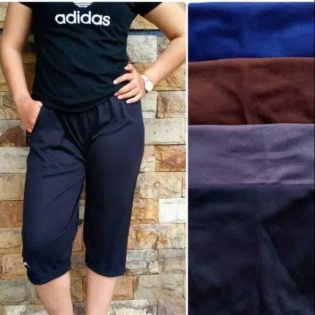 Jual Leging Pendek Bebe Legging Pendek Celana Leging Hitam All Size Kab Pati Produk Pakaian Dalam Tokopedia