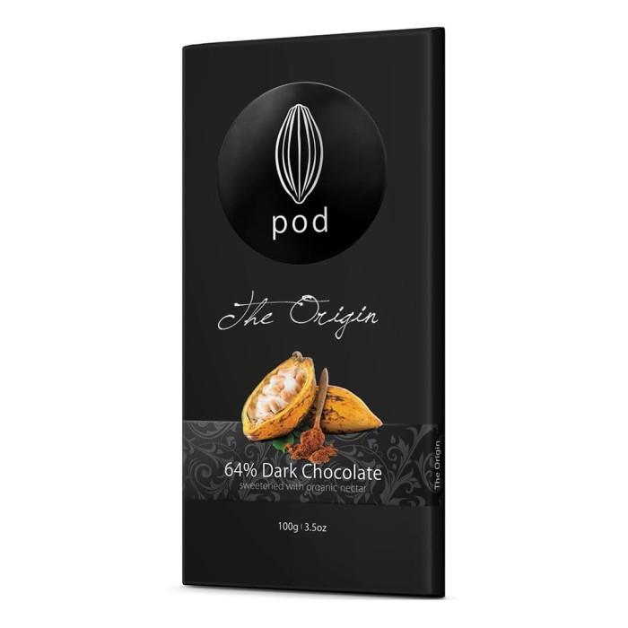 Foto Produk PODCHOCOLATE 'The Origin' 64% Dark Bali Chocolate dari PODCHOCOLATE BALI