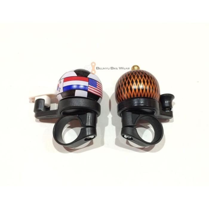 Foto Produk Bel Sepeda (Bola, Kubah & Teko) dari Belinyu Bike Wear