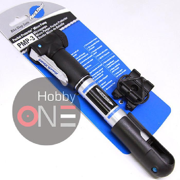 Foto Produk Park Tool PMP-3 POCKET PROTECTOR MICRO PUMP - Pompa Sepeda Tangan Mini dari HobbyOne