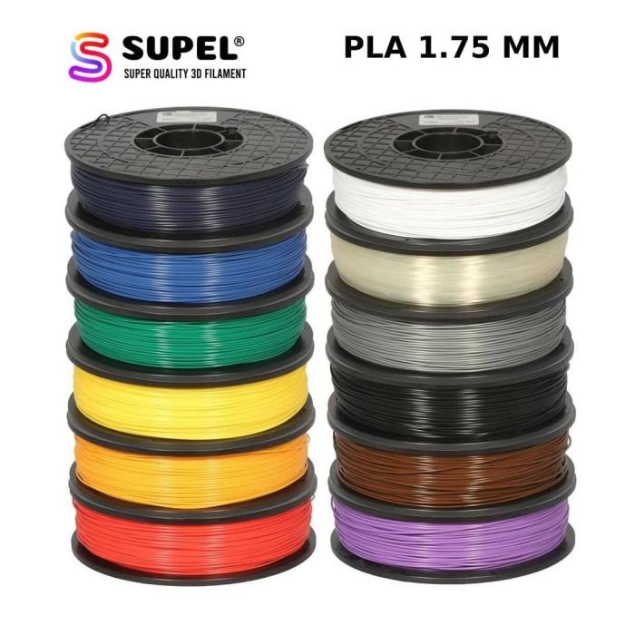 Foto Produk Filament Filamen PLA Printer 3D banyak pilihan warna dari voltapro