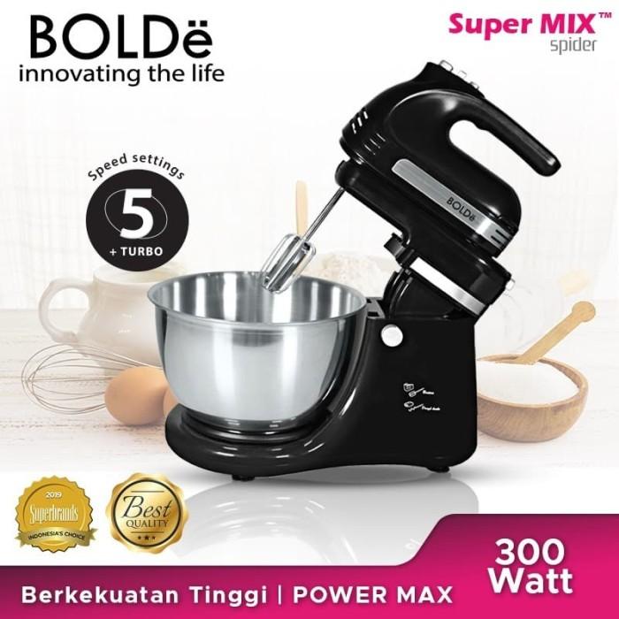 Foto Produk Bolde Super Mix Spider dari BOLDe Official Store