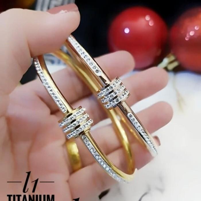 Foto Produk titanium gelang wanita 23y31 dari kevin joshe