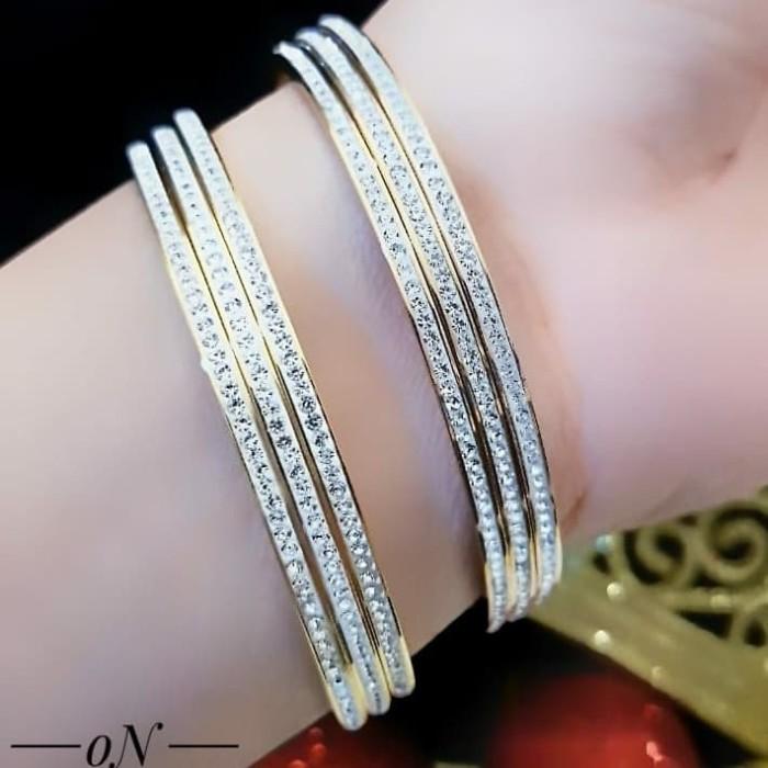 Foto Produk titanium gelang wanita 23y37 dari kevin joshe