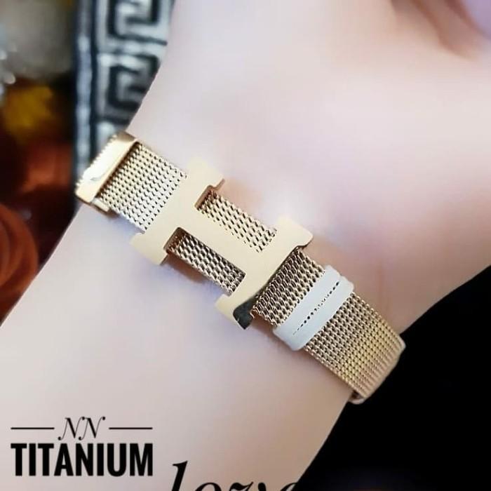 Foto Produk titanium gelang wanita 23y35 dari kevin joshe