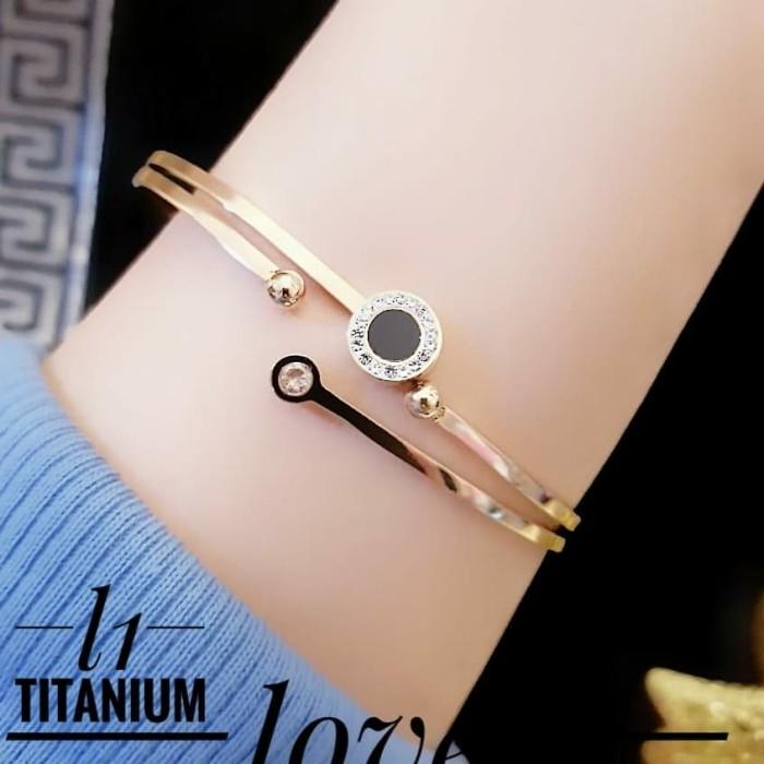 Foto Produk titanium gelang wanita 23y32 dari kevin joshe
