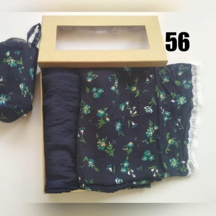 Foto Produk Mukena Dewasa Silky Motif Bunga Premium plus box - Cokelat dari Pakaian Muslim FAIRIZKA
