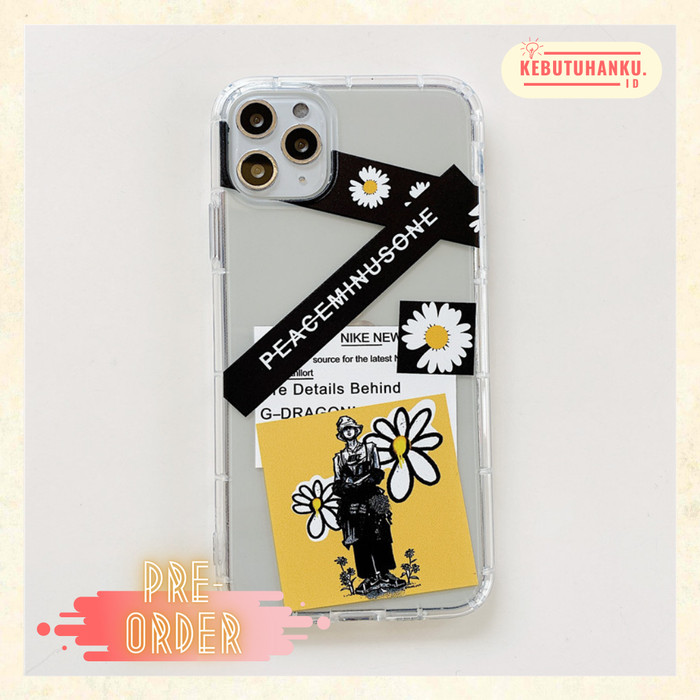 Jual Iphone 6 7 8 X Xr 11 Pro Max Casing Daisy Aesthetic Custom Soft Case Yellow Daisy Iphone Xr Jakarta Utara Kebutuhankuid Tokopedia